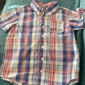 Boys shirt size 6